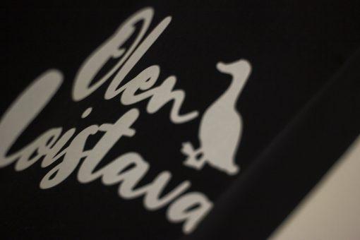 Heijastava kangaskassi, logo