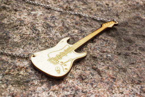 Kitaristi, kaulakoru