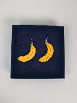 Banaani, korvakorut